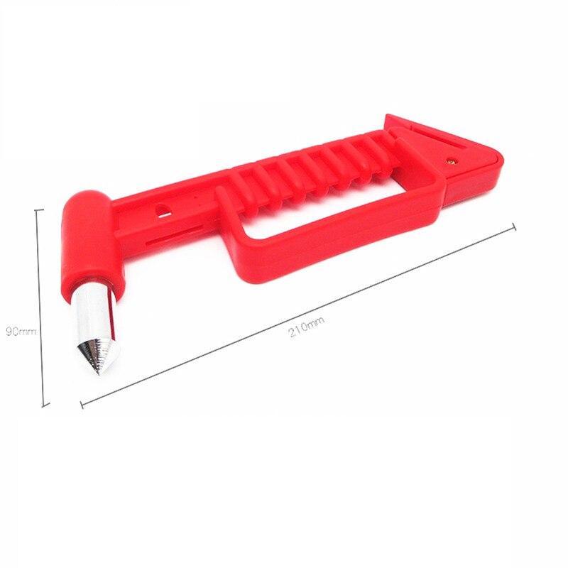 Multifunctional Rescue Hammer For Safety Truck Emergency Self Car Body Guard Automobile Glass Window Breaker
