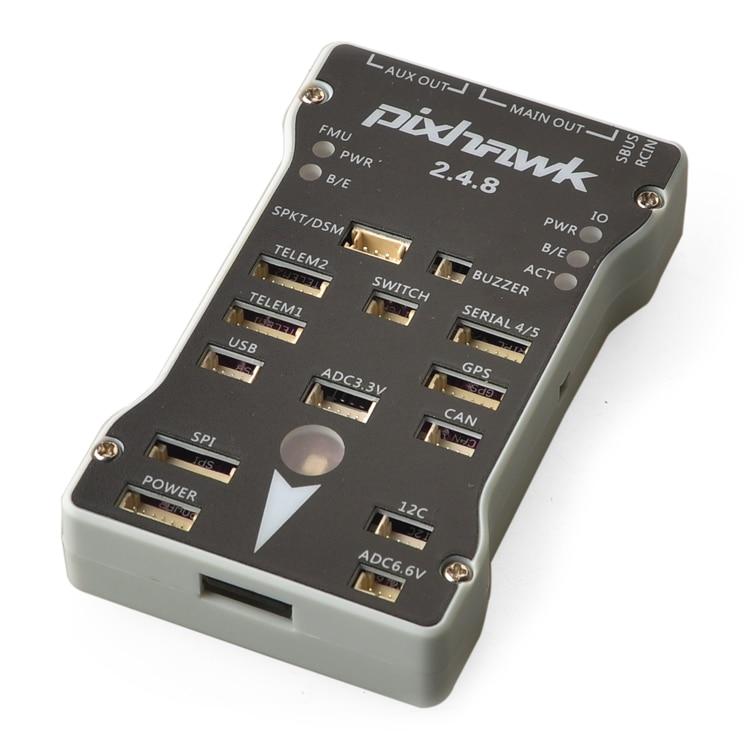 Pixhawk PX4 PIX 2.4.8 32 Bit Flight Controller PX4FMU PX4IO Sicherheit Schalter Summer 4g SD Splitter Erweitern Integrierte