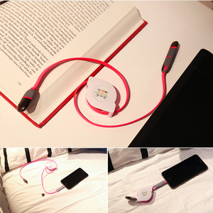 Image 5 - DASENLON Charging and Data Cable, 2 in 1 Fast Charging Cable with Micro USB for Android Phone and Lighting for iPhone