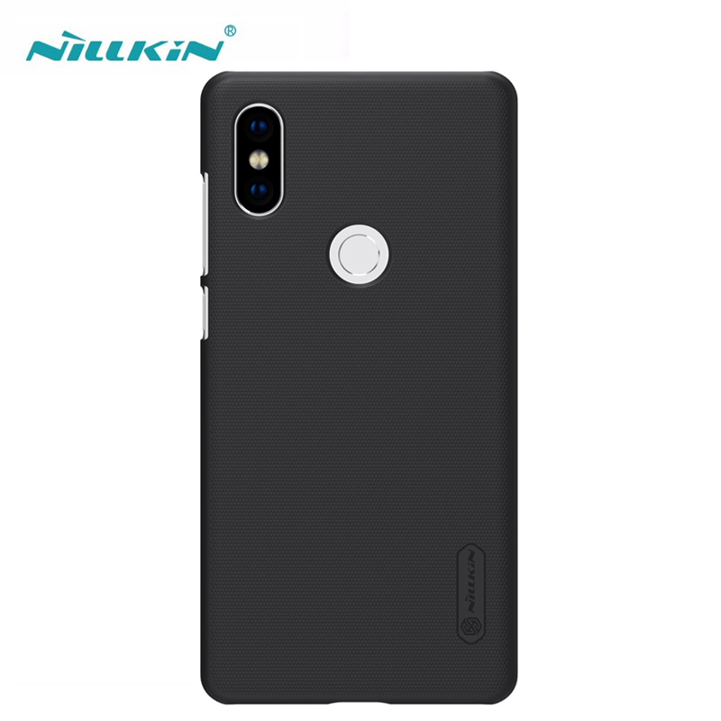 Xiaomi Mi Mix 2 S 2S NILLKIN Frosted Case For Xiaomi Mi Mix 2 2S Hard Plastic Back Cover with GiftXiaomi Mi Mix 2 S 2S NILLKIN Frosted Case For Xiaomi Mi Mix 2 2S Hard Plastic Back Cover with Gift