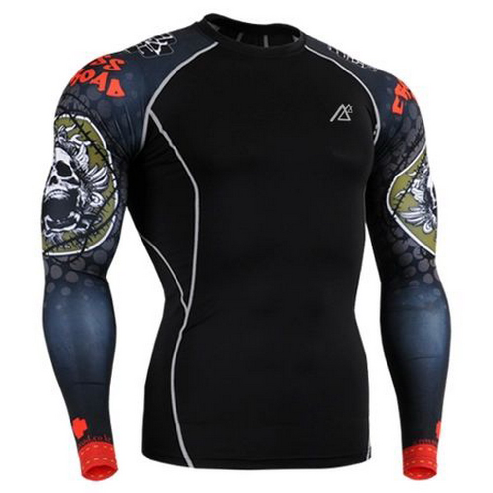 Men soccer wear football Thermal Compression Clothing Under Wear Cycling Bike Runing Tights training sportswear