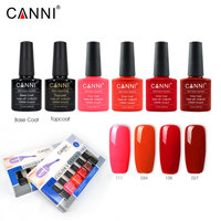 Neon Nail Gel UV led Soak Off UV Color Gel Nail Art 7.3ml Starry Sky Varnish Polish Nail Semi Permanent gel polish DIY kit