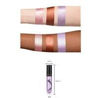 3pcs Set Sexy Women Lip Gloss Metallic Diamond Beauty Makeup Lip Gloss Lasting Waterproof Elegant Daily