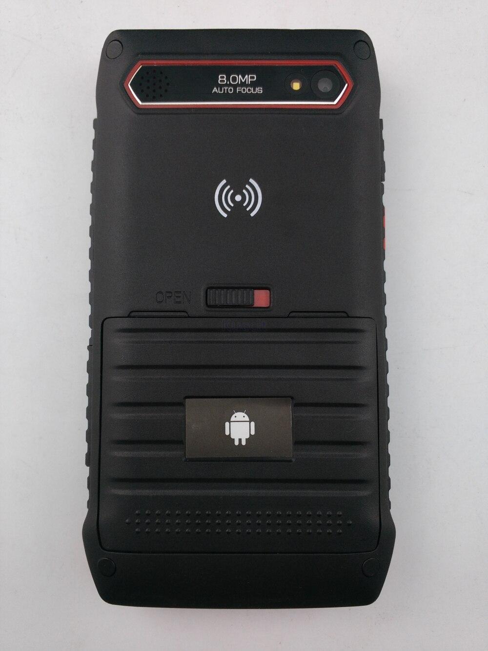 Handheld Terminal Fingerprint (3)