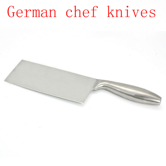 High Quality Kitchen Knives Germany Carbon Steel Sharp Slicing Knife Light Cutting Cut Cutter