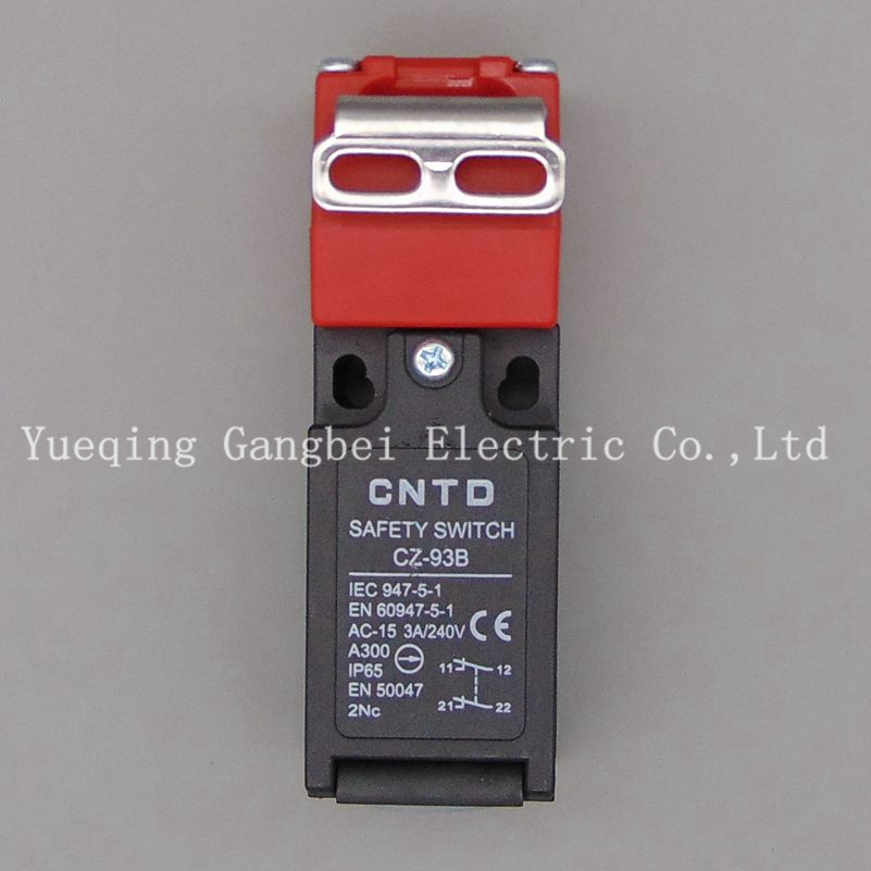 CZ-93B 2NC 3A Safety door switch Limit switch Micro switch цена