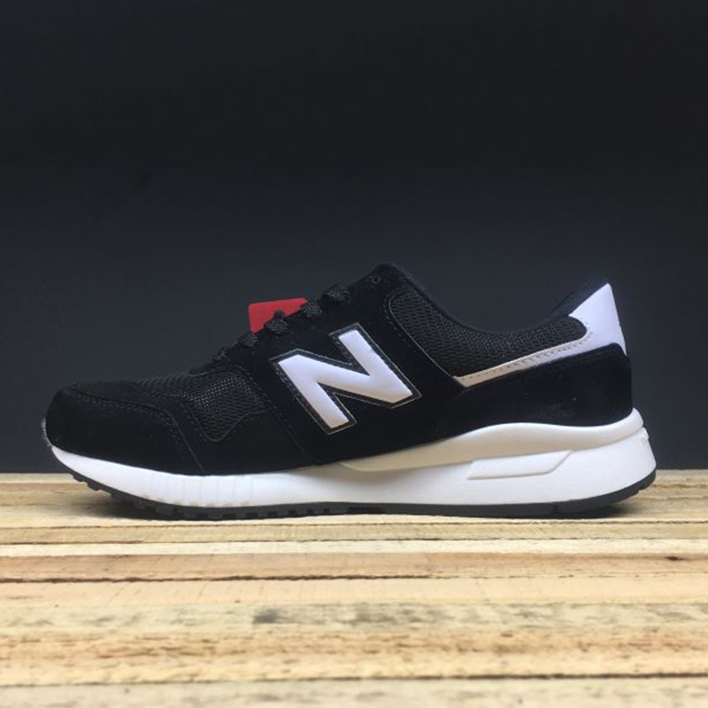 NEW BALANCE MS2018005 Men s Shoes Medium Bottom Shock Mesh Sneakers  39-44 Black Color