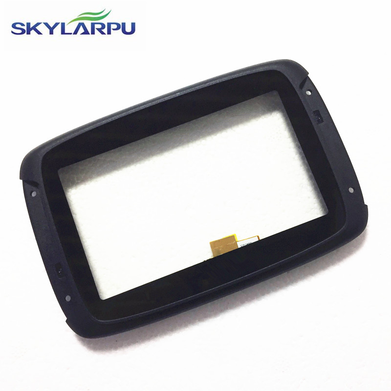 skylarpu Capacitive Touchscreen for TomTom Rider 400 410 450 Motorcycle GPS Touch screen digitizer panel Repair replacement new tom tom gps touchscreen tomtom one xl 340 350 touch screen panel digitizer page 7