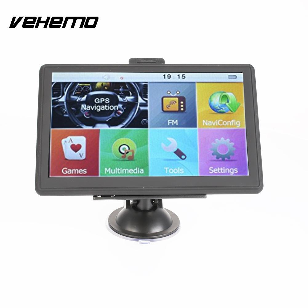 купить Truck Navigator Car GPS Navigation 7