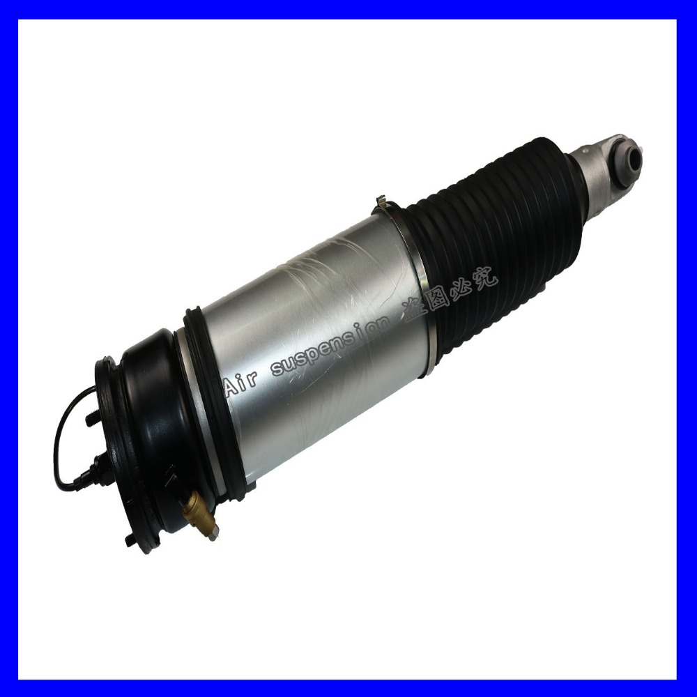 Rear Right Air Suspension Shock Absorber Air Ride Strut Assembly For BMW E66 745 750li 760