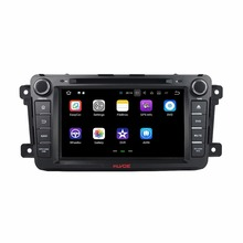 "Klyde 2 Din 8 ""Android 7.1 Reproductores multimedia para coches para Mazda cx-9 2012-2013 Quad Core Radios estéreo DVD reproductor audio CANbus"