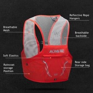 Image 3 - Aonijie C932 Lichtgewicht Rugzak Running Vest Nylon Hydration Pack Bag Fietsen Marathon Draagbare Ultralight Wandelen 2.5L