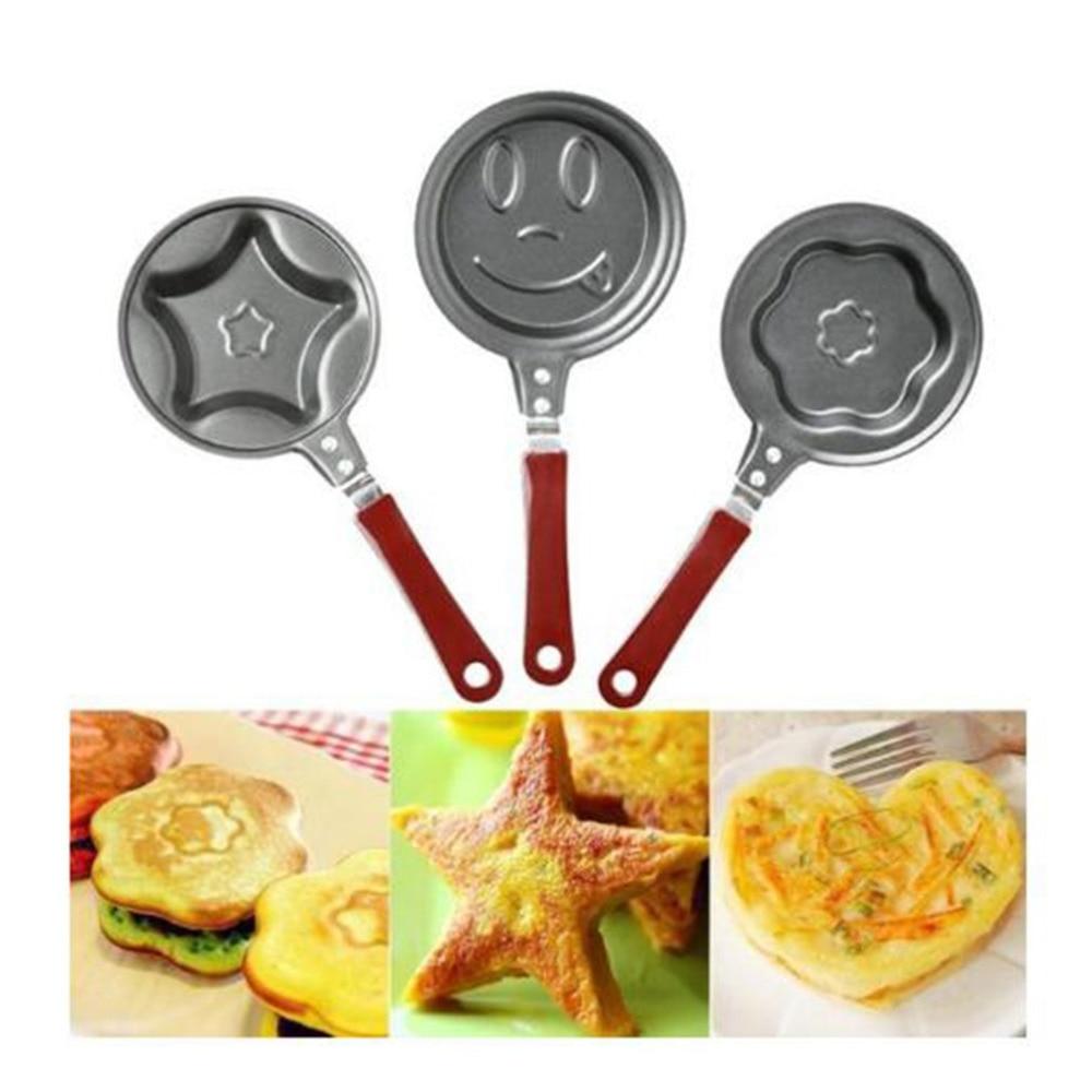 2018 New arrival Lovely Shaped Kitchen Fantastic Pancake Fried Eggs Mold Breakfast Maker Tool Portable Fast Easy Tools недорго, оригинальная цена
