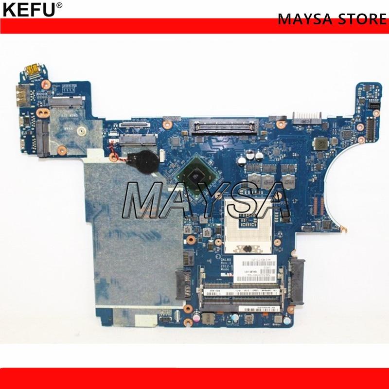 For DELL E6430 Motherboard LA-7781P CN-0F761C F761C 100/% tested