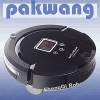 Vacuum Cleaner Robot Sweep Vacuum Mop Sterilize LCD Touch Button Schedule Work Virtual Wall Air