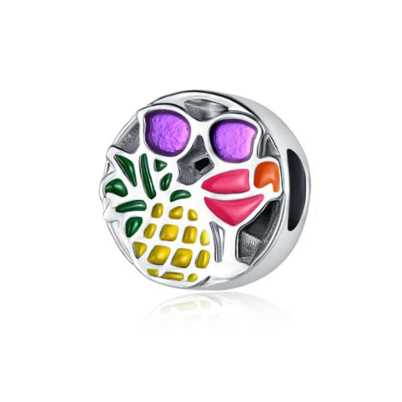 Diy bisuteria arbre de vie contas bijoux bracciale francês grânulo de prata perfumes mujer originales jóias pulseira encantos