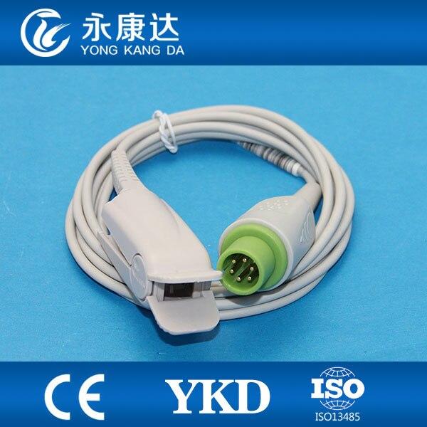 Medical oxygen sensor for BLT 570C adult finger clip spo2 sensorMedical oxygen sensor for BLT 570C adult finger clip spo2 sensor