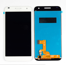 100% Original  LCD Screen Display with touch screen digitizer assembly For Huawei Ascend G7 Free shipping