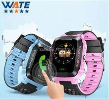 ใหม่สมาร์ทโทรศัพท์นาฬิกาเด็กเด็กนาฬิกานาฬิกาข้อมือY21 GSM GPRSติดตามจีพีเอสป้องกันการสูญเสียS Mart W Atchเด็กยามสำหรับiOS A Ndroid