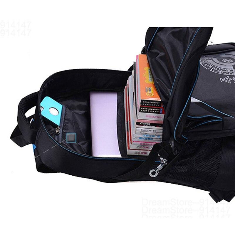 c85e96cca80c Meiyashidun ортопедические Водонепроницаемый детская школьная сумка для  мальчиков-подростков школьный рюкзаки ноутбук Bagpack сумка Mochila Escolar  ...