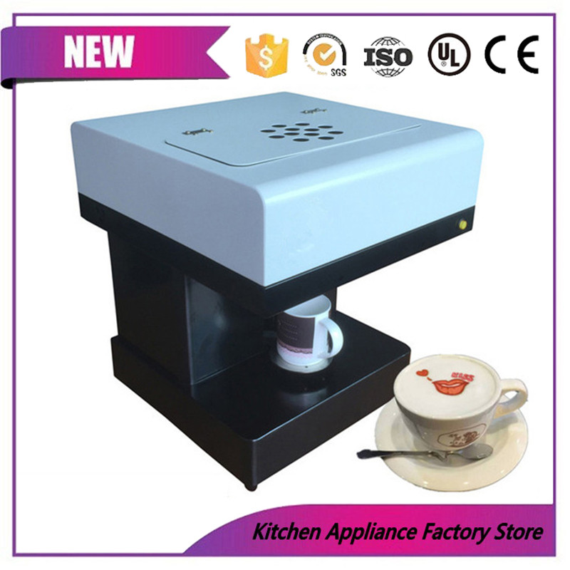 printer Art Beverages Coffee Printer coffee Food and Beverage Printing Machine Full Automatic Latte Coffee Printer Food & Beverages Machines