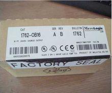 Новый оригинальный 1762-OB16 plc 24VDC 16 Выход s цифровой Выход модуль