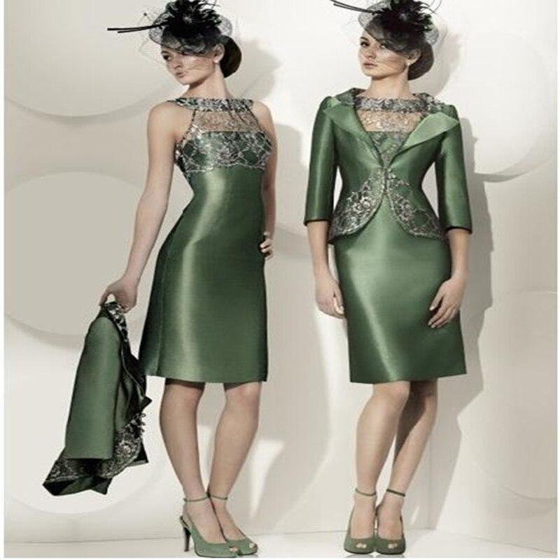 Long Jacket Knee Length Formal Dress Promotion-Shop for ...