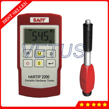 On sale HARTIP 2200 RF wireless probe Portable Digital Hardness Tester Price with Leeb measurement Principle