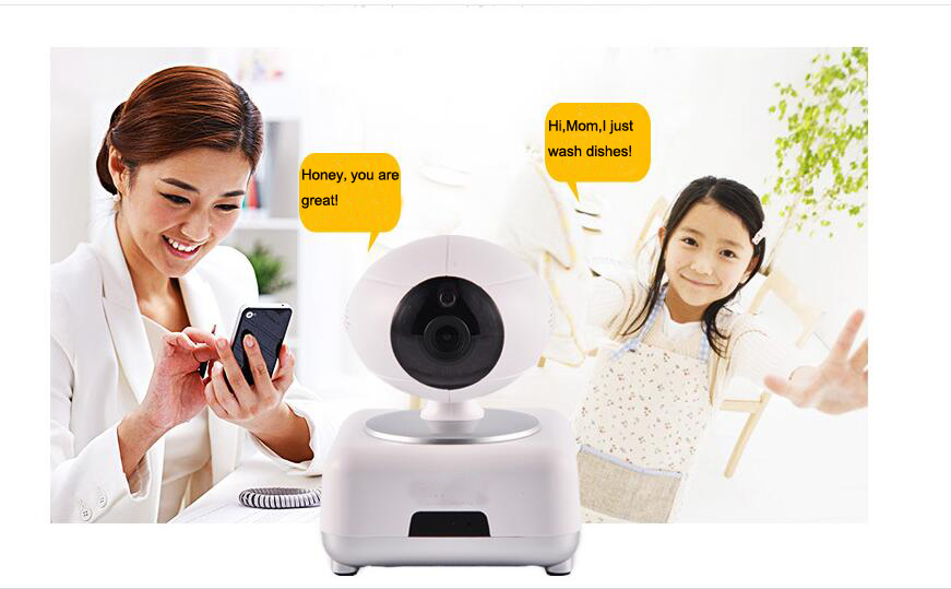 1.3MP Wireless IP Camera Wifi Onvif Video 960H Surveillance Security CCTV Network Wi Fi Camera Infrared Indoor baby monitor dome ip camera wireless video infrared onvif wifi 720p hd home security system indoor surveillance cctv nitht infrared cam