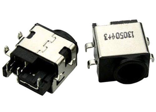 WZSM UUSI DC-virtalähteen liitin Samsung NP-R530 NP-R540 R580: lle NPRV510 QX410 QX510 RV510