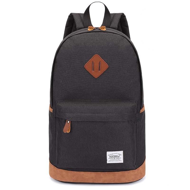 ФОТО 2016 New Vintage School Backpack School Bag Brand Backpack Men Travel Bagpack Daypack Rucksack Women Casual Laptop Backpack