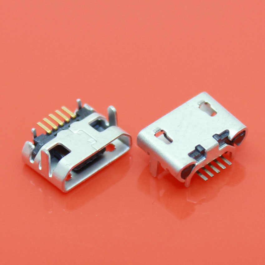 JCD mikro usb Konektörü Yeni ASUS Memo Pad 7 için ME170C DC Şarj Soketi Bağlantı Noktası Değiştirme için 1 adet/grup