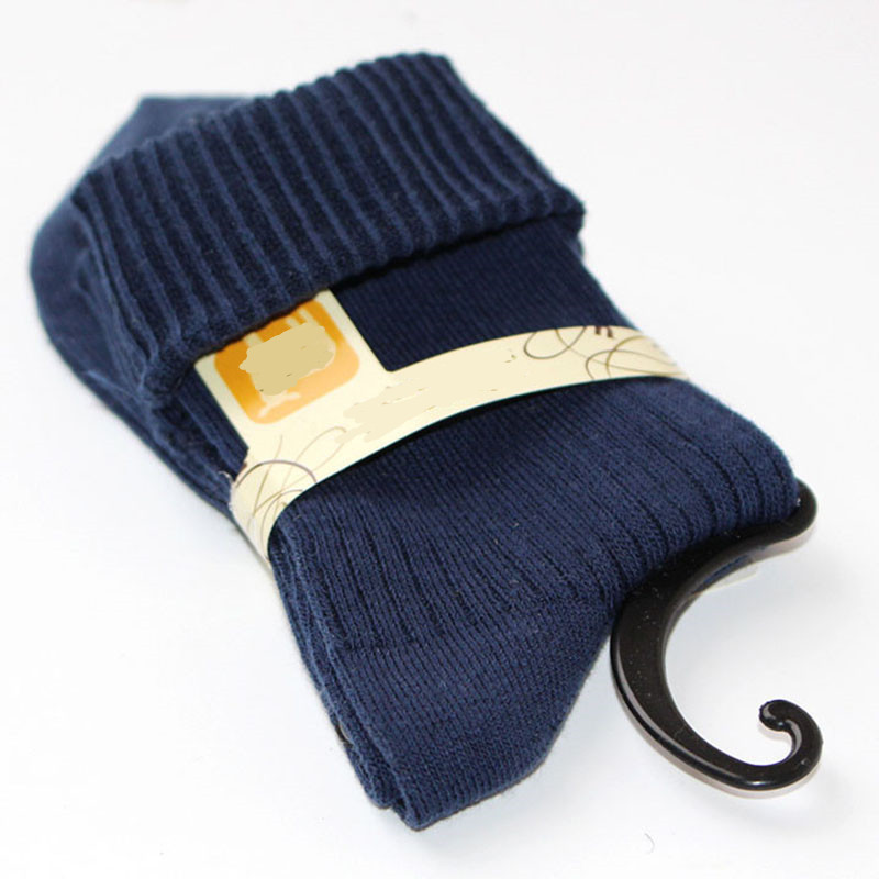 Autumn winter socks for female new women's Japanese solid color cotton socks fresh socks calcetines mujer meias