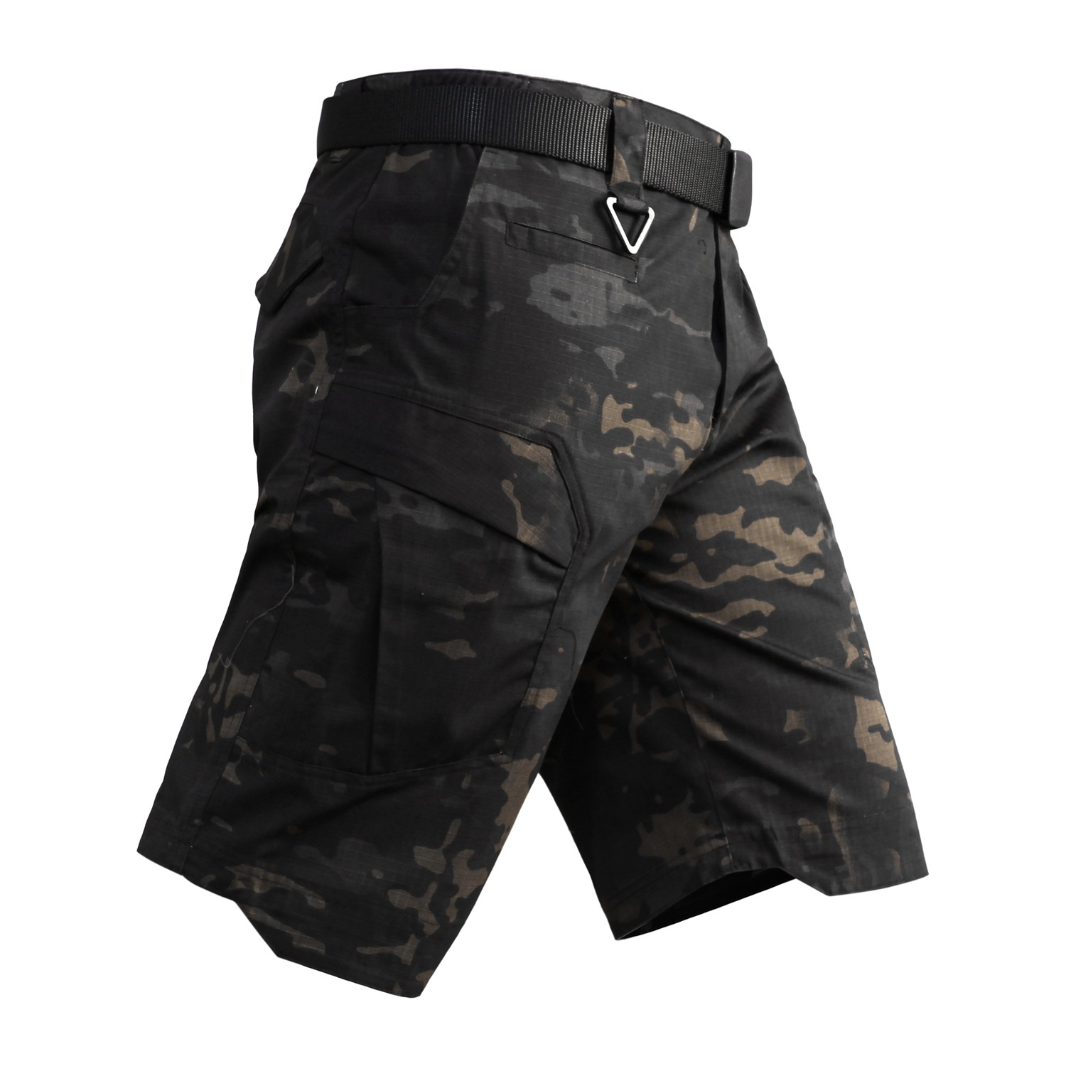 2019 Summer Men Quick Dry/Waterproof Tactical Shorts For Outdoor/Hiking Shorts Men's Sports Shorts Trekking/Fishing