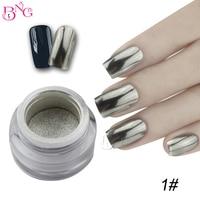 8g Mirror Powder Gold Pigment Ultrafine Powder Mirror Powder Chrome Nail Glitters Nail Sequins Chrome Manicure