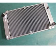 Для PORSCHE 944 2.5L TURBO S2 3.0L NA M/T 1985-1991 алюминиевый радиатор/радиатор сплава radiateur
