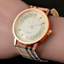2016 новый горячая распродажа бренд женева кожаный ремешок наручные часы женские часы oem дизайнер дамы кварцевые часы мода женские часы женева женские часы наручные женские брендовые