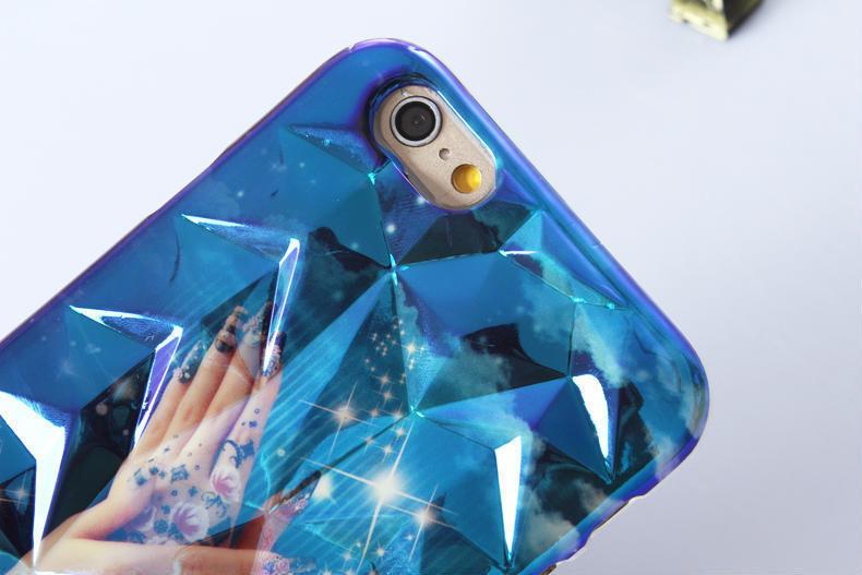 чехол тпу, 5С чехол красный губы цветок девочка угловой руки Alma пользователь мягкий задняя часть чехол для iPhone яблока 5 5s с синий LG