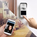 TIVDIO Smart Home Doorbell Wi-Fi Enabled Video Doorbell Video Door Phone Wireless Intercom IR Vision Night F9502D
