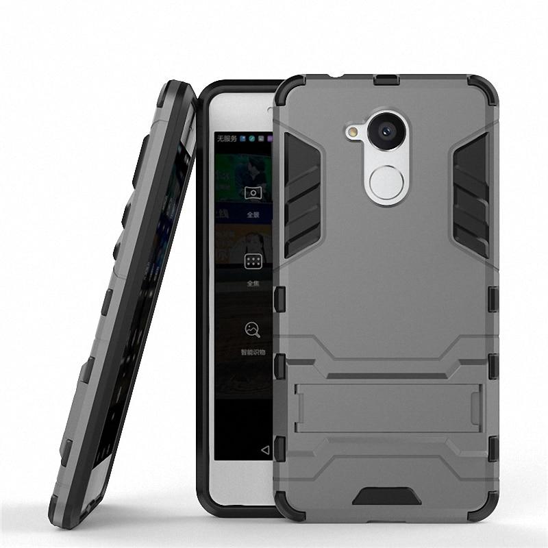 3D Броня чехол для huawei Nova Smart DIG-L01 для huawei GR3 2017 DIG-L21 5 не 5,2 честь 6C DIG-L21HN телефона чехол ...