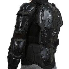 Полный корпус мотоциклетная Броня Куртка Броня для мотокросса мотоциклетная Экипировка нагрудная Защитная Наплечная рука защита суставов зимняя S-XXXL