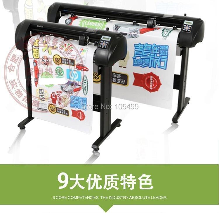 Digital Auto Feeding Servo Cutting Plotter Vinyl Cutting 1100mm 1000MM Auto Feeding Reflective File Plotter free shipping
