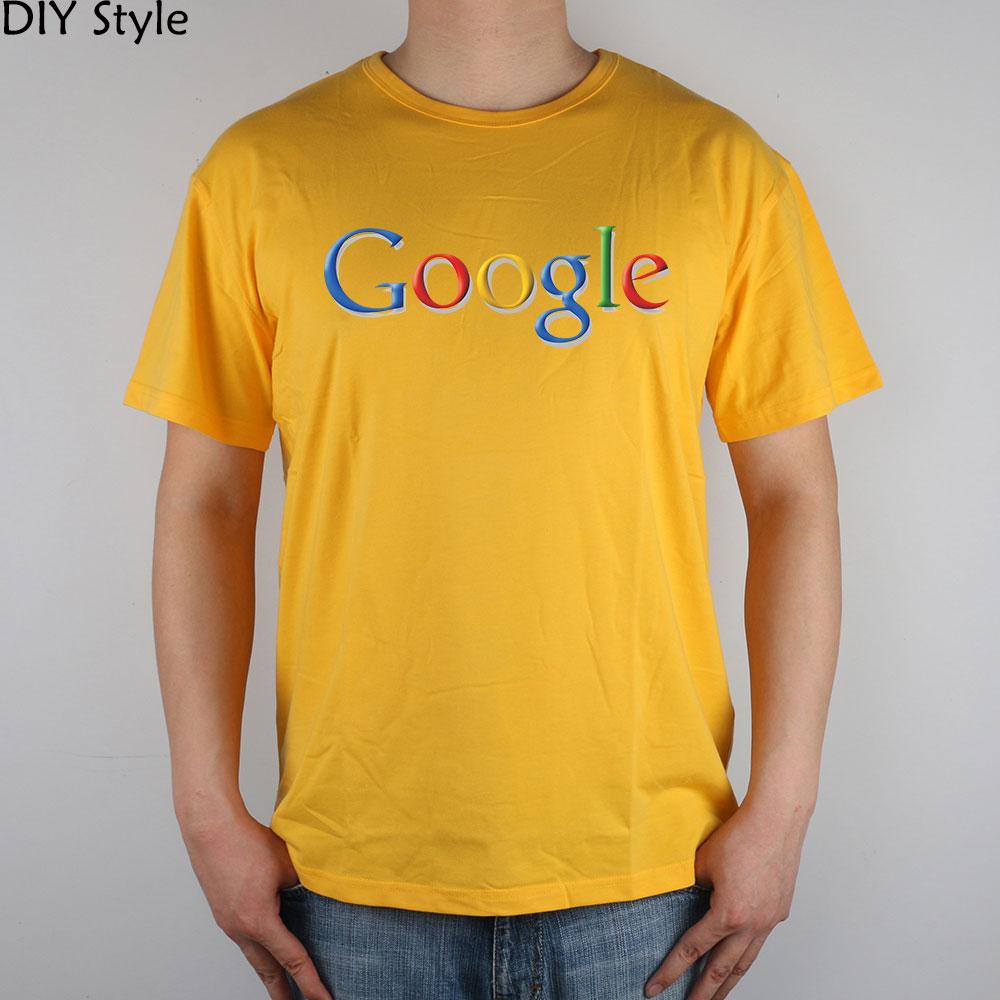 Internet programmers CODER Google Network T-shirt cotton Lycra top 10388 Fashion Brand t shirt men new DIY Style high quality 4