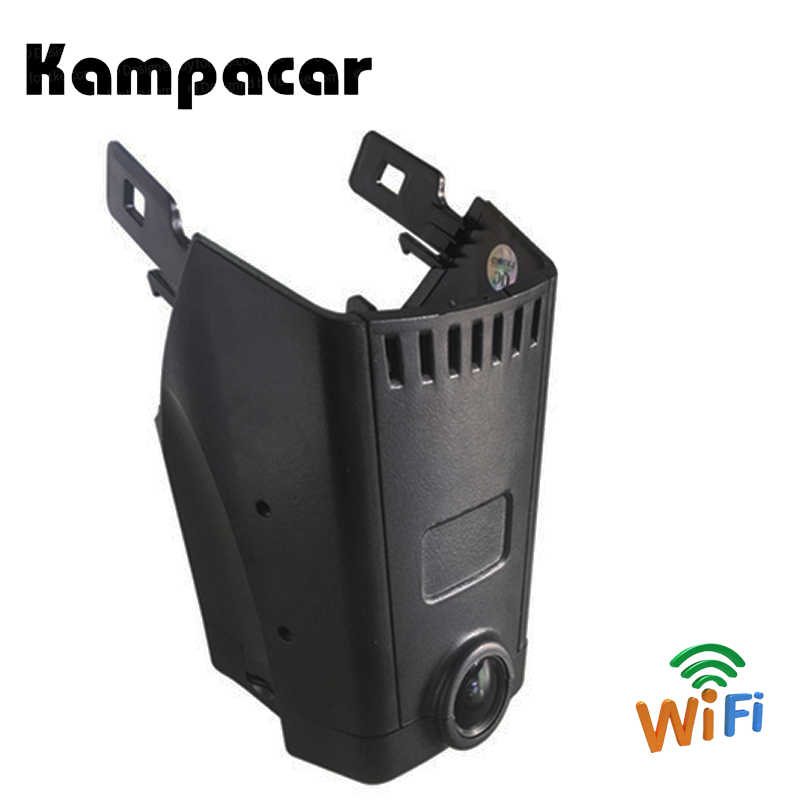 Kampacar Hidden Wifi Camera Video Recorders Car Dvr Dash Cam For BMW 5 7  Series f10 f30 528Li G30 G11 530Li 540Li 730 740 2 DVRs