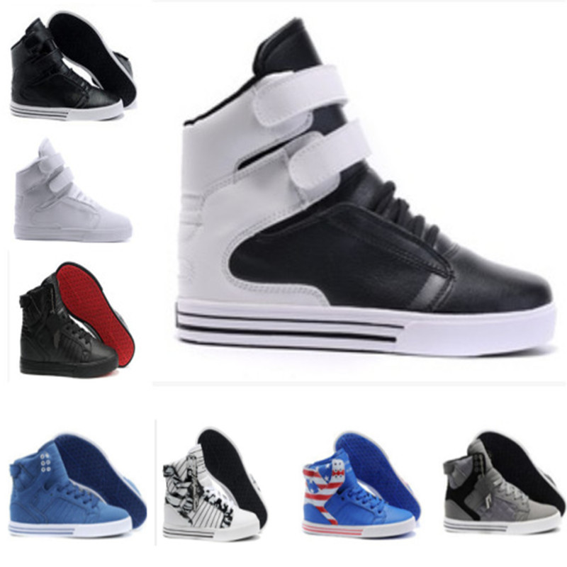 Men Shoes Fashion Tk Hotsale Justin Bieber Pu Shoes High Tops Brand Good Quality Men Casual
