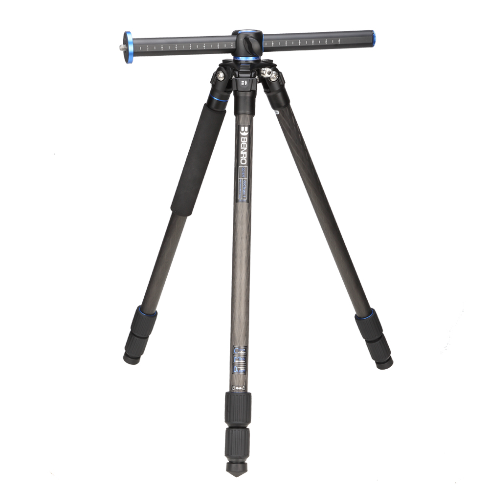 Benro GC157T Tripod Carbon Fiber Tripods Camera Monopod 3 Section Carrying Bag Max Loading 10kg DHL Free Shipping