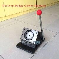 Manuale 25 MM/32 MM/37 MM/44 MM Fogli Multi Stand Carta Grafica Punch Die Cutter per Pro Button Maker