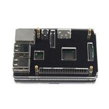 High Quality Raspberry Pi 3 Model B Acrylic Rainbow Case Cover Multi Color Box For Raspberry Pi 2 /B+