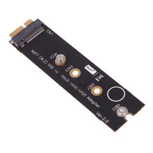 Image 4 - Ssd変換zenbookためM.2 (ngff) ssd 18ピンssdアダプタのサポート2230/2242/2260/2280ミリメートルM.2 ssd asus UX31 UX21 zenbook