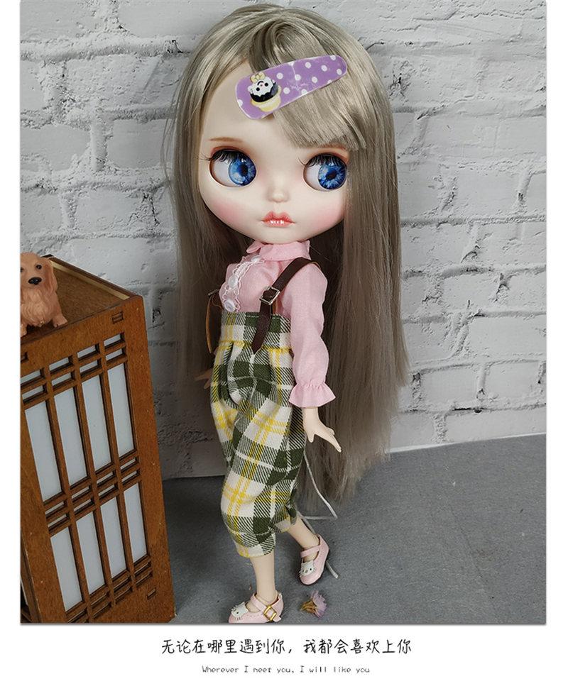 높은 품질 1/6 30 cm 12 inchs blyth 인형 패션 다른 스타일 머리와 옷 놀라운 어린이 장난감 선물-에서인형부터 완구 & 취미 의  그룹 3